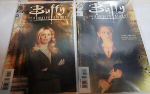 Buffy The Vampire Slayer Comics #55 to #58 Dark Horse  Joss Whedon