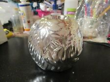 Silver Tropical Tealight