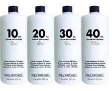 Paul Mitchell Liter Cream Developer - for Color (Pick Volume or %)