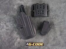 G-CODE OSH COMBO HOLSTER PADDLE MAG BELT-SLIDE FULL GUARD RMR for GLOCK 17 22
