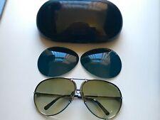Vintage Retro Porsche Design by Carrera sunglasses Model 5621 extra lens Austria