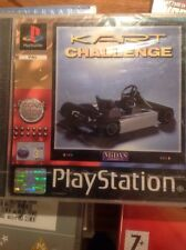 Kart Challenge Racing Game For Playstation 1 PS1 New And Sealed