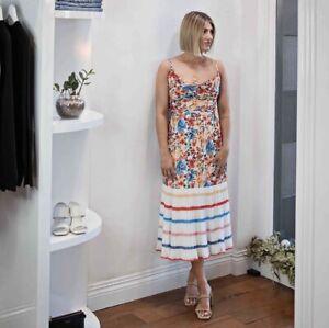 talulah dress Size L Floral MIDI Dress