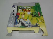 Earthworm Jim pour Game Boy Advance