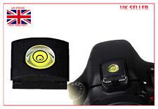 Camera Hot shoe Single 1 Axis Bubble Spirit Level for SLR DSLR Canon Nikon Sale