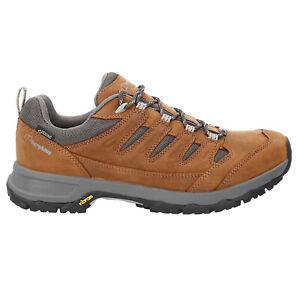 Berghaus Kanaga GTX Womens Ladies Outdoor Walking Hiking Shoe Brown