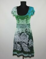 Desigual - womens green dress Size M