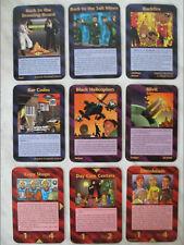 ALL FULL UnCommon Assassins 33 Cartes INWO Illuminati SJG 1995 NEW WORLD ORDER