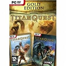 TITAN Quest Gold Edition Game PC 2 Games