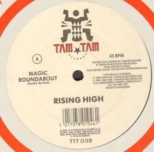 Rising High – Magic Roundabout - Tam Tam Records – TTT 038 - Uk 1990