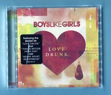 Boys Like Girls  cd  LOVE DRUNK  © 2009 neu OVP - USA IMPORT - # 88697 49192 2