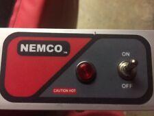 Nemco - 6150-60-Cp - 60 in Overhead Bar Heater Food Warmer