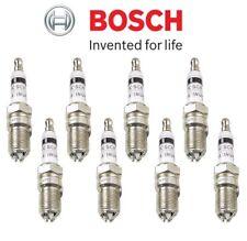For Audi A6 A8 V8 Quattro Chevrolet Corvette Set of 8 Spark Plugs Bosch 4457