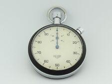 Heuer Reloj Médico / Medical Clock Steel