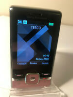 Sony Ericsson T715 - Silver & Pink (Unlocked) Slide Mobile Phone Good Condition