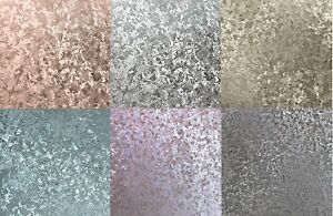 Luxury Foil Crushed Velvet Metallic Vinyl Wallpaper Arthouse