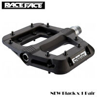 "Race Face Chester Composite Platform Mountain Bike Pedals 9/16"" ***NEW Black***"