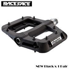 "Race Face Chester Composite Platform Mountain Bike Pedals 9/16"" ***NEW Black***"