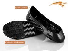 Sur Chaussure Antidérapante Easy Grip Noire Tiger Grip Pointure L 41 - 44
