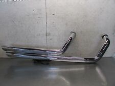 G HONDA SHADOW AERO VT 750 2009 AFTERMARKET EXHAUST HEADER PIPES (COBRA)