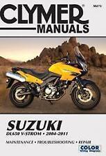 CLYMER SUZUKI DL-650 V-STROM 04-11 M273 70-53 01-62 27-M273 03-12718 42010262