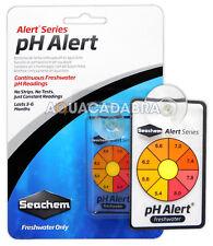SEACHEM PH avviso continuo MONITOR Sensor nessun test o strisce Acquario Fish Tank