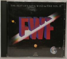 EARTH WIND & FIRE - The Best Of Vol. II - CD - Columbia 45013