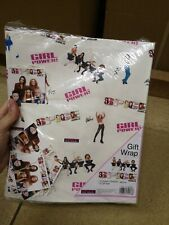 Offical Spice Girls Gift Wrap Sealed