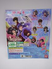 The World God Only Knows Strap Gashapon Toy Vending Machine Paper Display Card