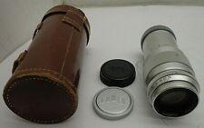Vtg Steinheil Munchen Culminar 1:4.5 f=135mm Camera Lens Nr 1010510 - FREE SHIP!