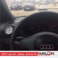 Audi A3 8L 52mm Gauge Pod - Driver Side Air vent