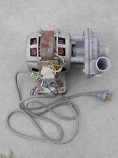 240V dishwasher pumps with motor