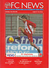 II. BL 2005/06 Kickers Offenbach - SpVgg Unterhaching