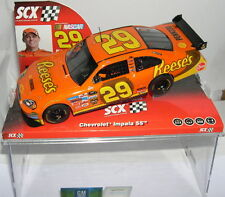 "SCALEXTRIC SCX 64210 CHEVROLET IMPALA SS #29 ""REESE'S"" KEVIN HARVICK NASCAR MB"