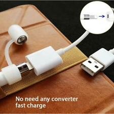 For Apple Pencil Charger Cable Capacitive Pen USB Charging Cable White 1m Length