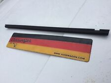 VW GOLF JETTA MK2 3dr PASSENGER FRONT INNER INTERIOR DOORCARD WINDOW SCRAPER