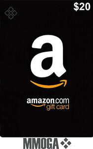 $20 US Dollar Amazon Prepaid Card - 20 USD Digital Code - [US] Ship immediately!