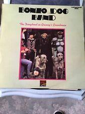 Bonzo Dog Band* – The Doughnut In Granny's Greenhouse LP SLS50210