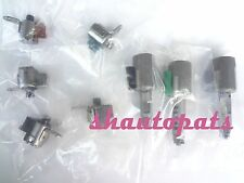 AW55-50SN 55-51SN 3 Big+5 Small solenoids for SATURN GM Saab Opel Chevolet Volvo