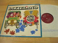 LP Dixieland Jenaer Oldtimers Moskauer Fenster  Vinyl Amiga DDR 8 55 202