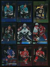 1997/98 SP AUTHENTIC HOCKEY NEAR SET (196/198-missing #183&186) NMMT 217 HKYSS25