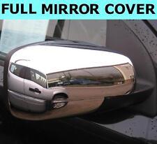 COPPIA di Chrome SPECCHIO COMPLETO copre per Range Rover L322 2005-09 VOGUE CAPS WING