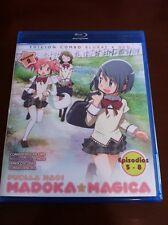 MADOKA MAGICA PUELLA MAGI VOL 2 - CAPS 5 A 8 - COMBO BLURAY + DVD - 100 MIN