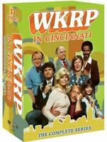 WKRP in Cincinnati: The Complete Series 1-4 + Bonus (DVD, 2014, 12-Disc Set)