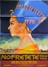 Jeanne Crain - Edmund Purdom - Vincent Price: Nofretete Königin vom Nil  A1 E.A.