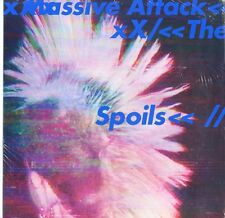 """MASSIVE ATTACK THE SPOILS VINILE EP 12"""" NUOVO SIGILLATO !"""