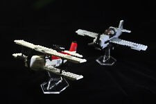 Display Stand for Lego 7198 Air Battle (Lego are not included, 2 stands only)