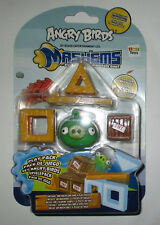 Angry Birds Mash'ems - Mashem Play Pack -  Pig with TNT crate (Specific Pack)