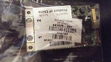 Hp/Broadcom 802.11a-b-g MiniPcie Wlan Adapter (Hp P/N: 441075-001)