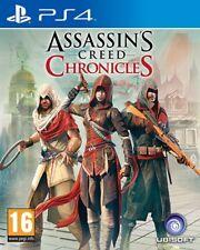 Assassin's Creed Chronicles PS4 - totalmente in italiano